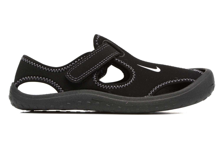 Sandales et nu-pieds Nike Nike Sunray Protect (Ps) Noir vue derrière