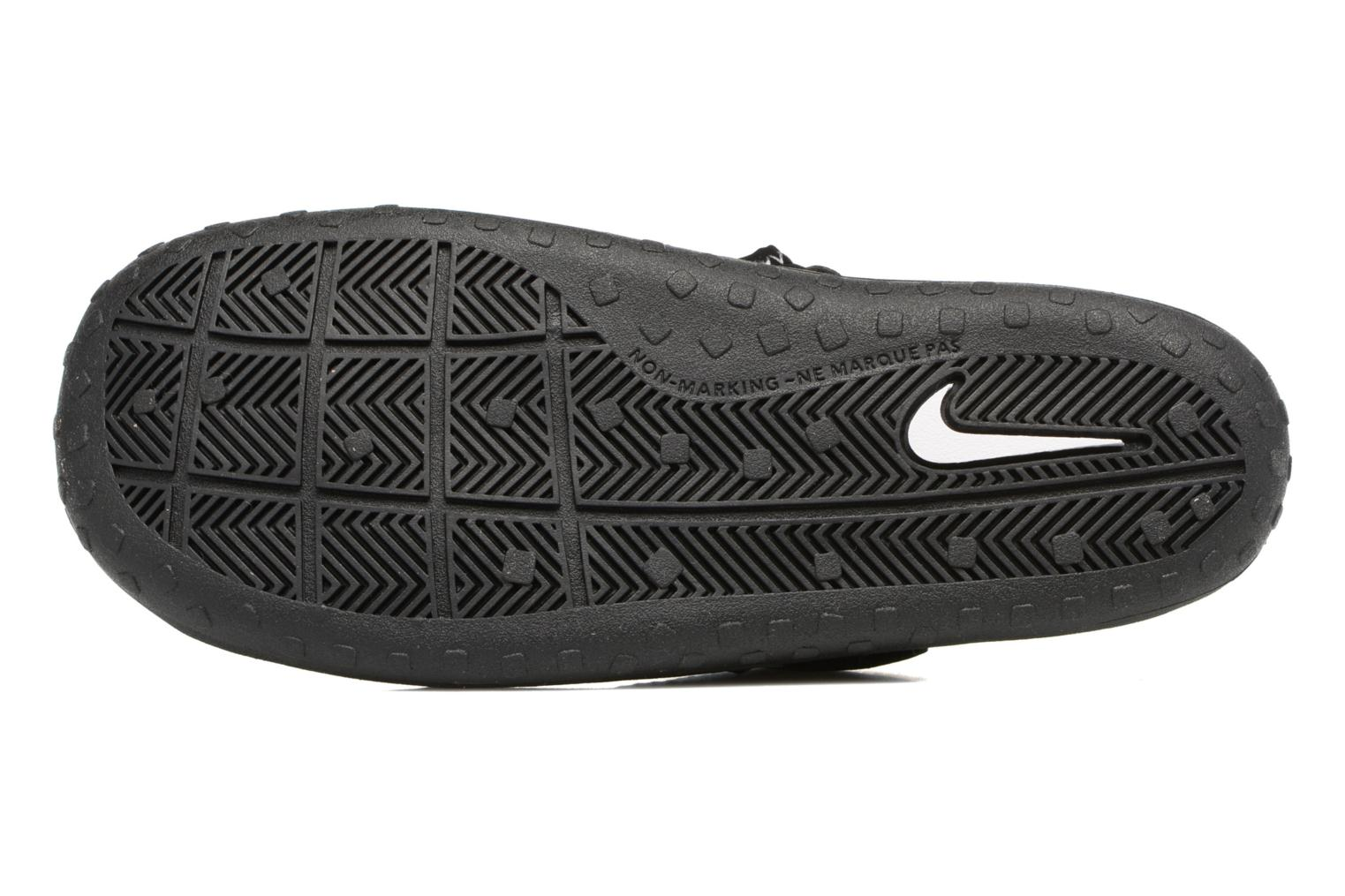Sandals Nike Nike Sunray Protect (Ps) Black view from above