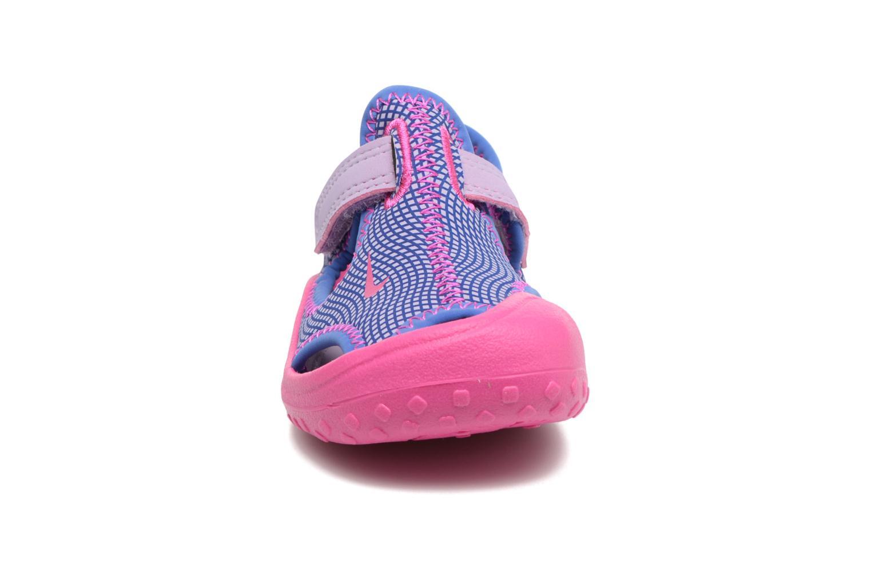 Sandalen Nike Nike Sunray Protect (Td) rosa schuhe getragen