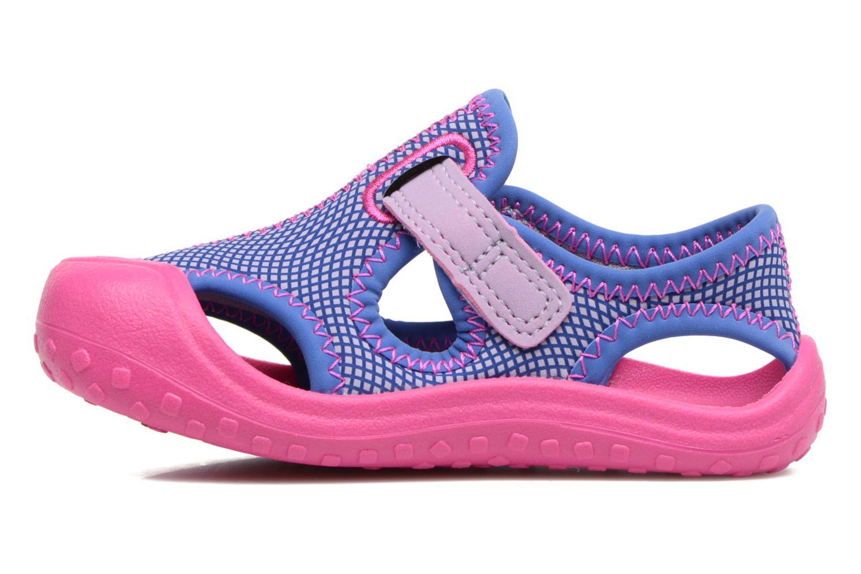 Sandalen Nike Nike Sunray Protect (Td) rosa ansicht von vorne