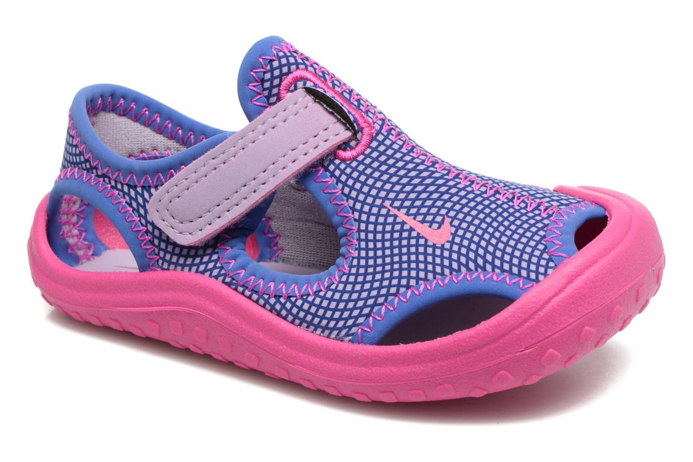 Sandalias Nike Nike Sunray Protect (Td) Rosa vista de detalle / par