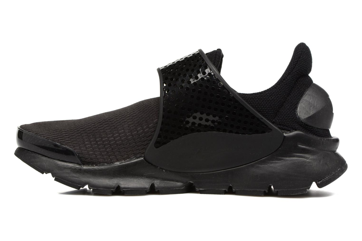 Baskets Nike Nike Sock Dart (Gs) Noir vue face