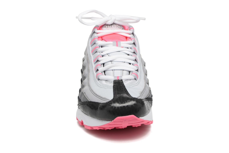Baskets Nike Nike Air Max 95 LE (Gs) Multicolore vue portées chaussures