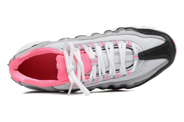 Nike Air Max 95 LE (Gs) Pure Platinum/Metallic Silver-Wolf Grey