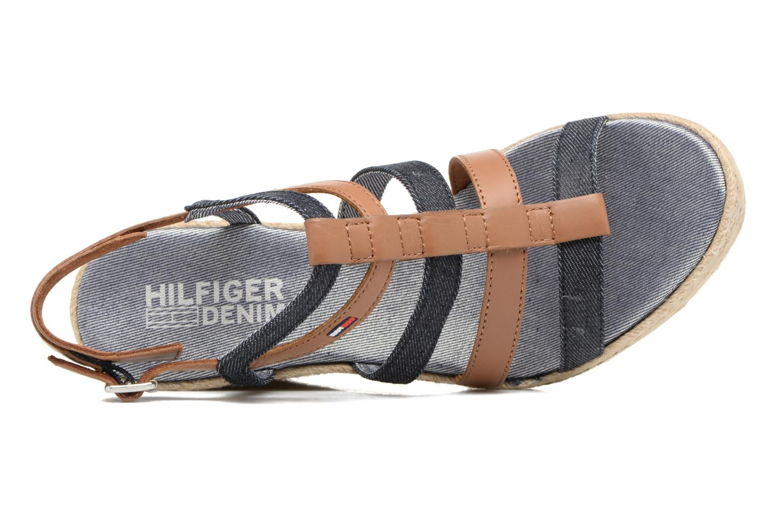 Luna 4C Denim-Summer Cognac