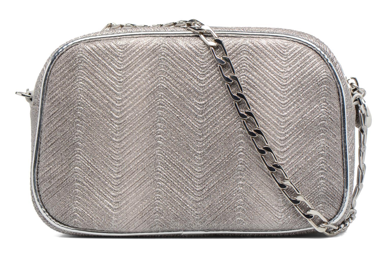 Handbags Menbur BRAZZAVILLE Silver front view