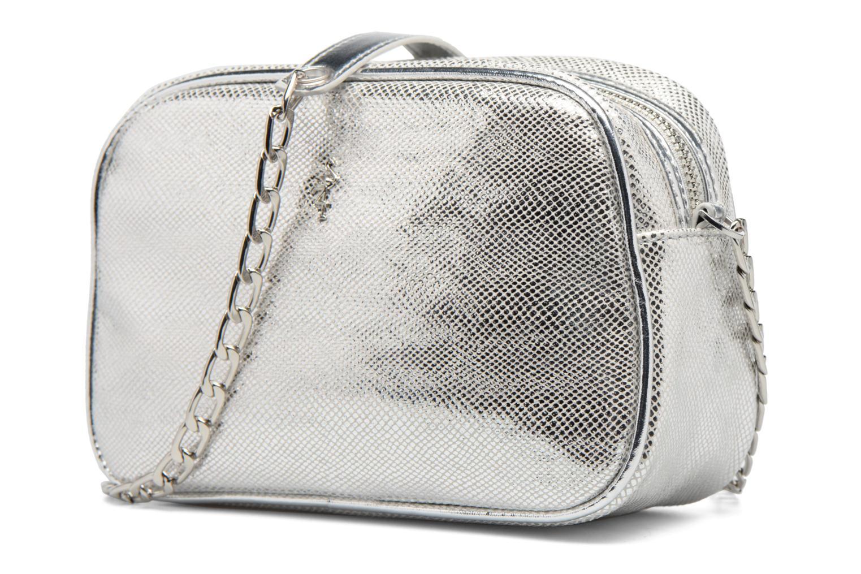 Handväskor Menbur NIDELLA Silver bild av skorna på