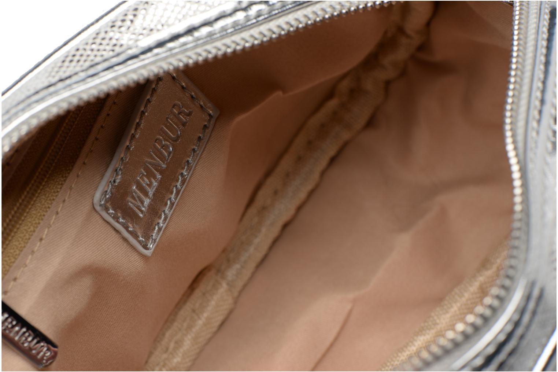 Handväskor Menbur NIDELLA Silver bild från baksidan