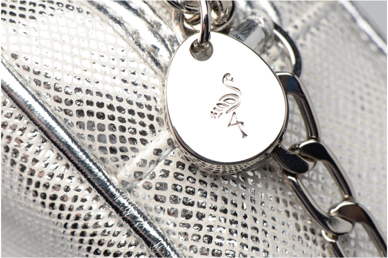Handväskor Menbur NIDELLA Silver bild från vänster sidan