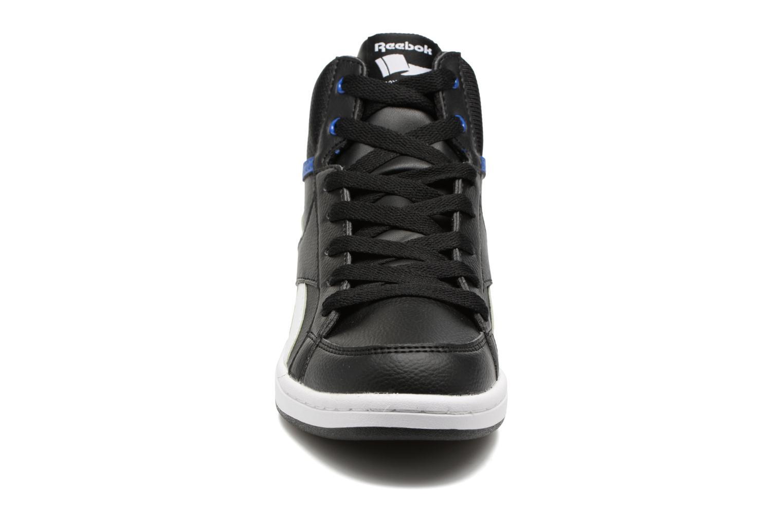 Baskets Reebok Reebok Royal Prime Mid Noir vue portées chaussures