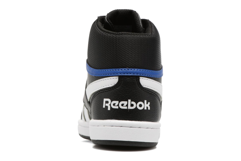 Baskets Reebok Reebok Royal Prime Mid Noir vue droite