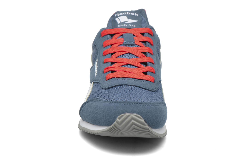 Baskets Reebok Reebok Royal Cljog 2Rs Bleu vue portées chaussures
