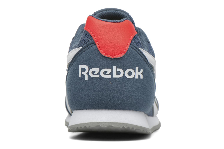 Sneaker Reebok Reebok Royal Cljog 2Rs blau ansicht von rechts