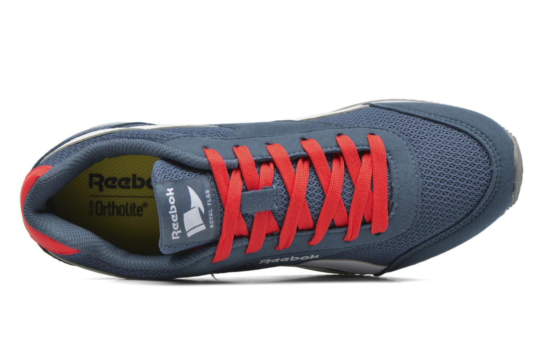 Baskets Reebok Reebok Royal Cljog 2Rs Bleu vue gauche