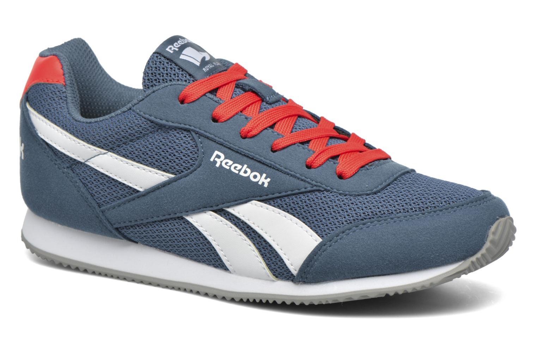 Sneaker Reebok Reebok Royal Cljog 2Rs blau detaillierte ansicht/modell
