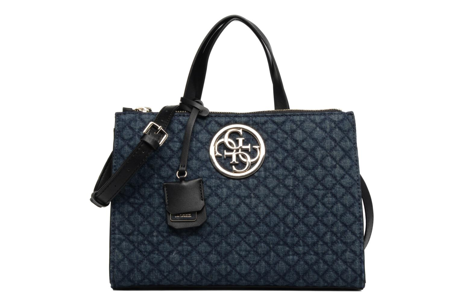 G Lux Status Satchel Denim