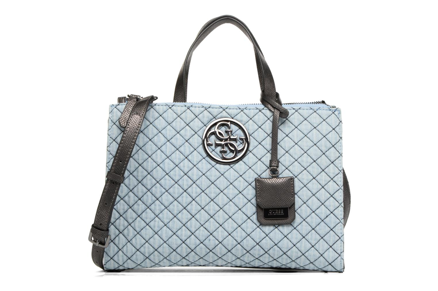G Lux Status Satchel DENIM CLAIR