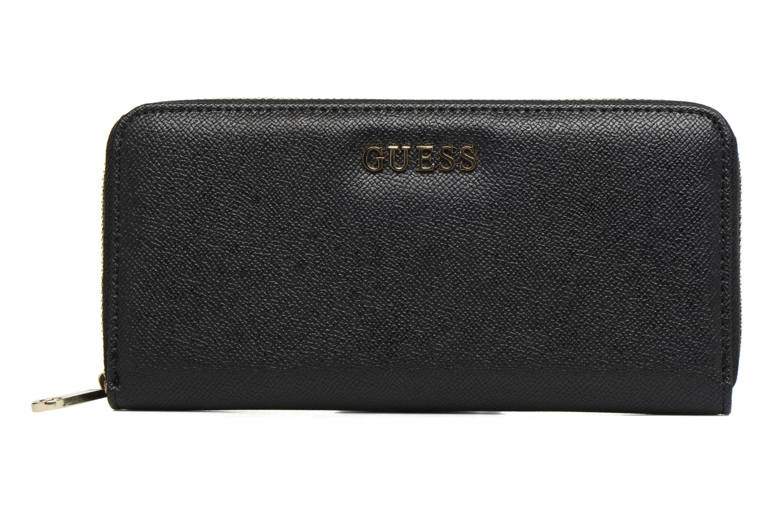 Wallets & cases Guess Isabeau Large zip around Black detailed view/ Pair view