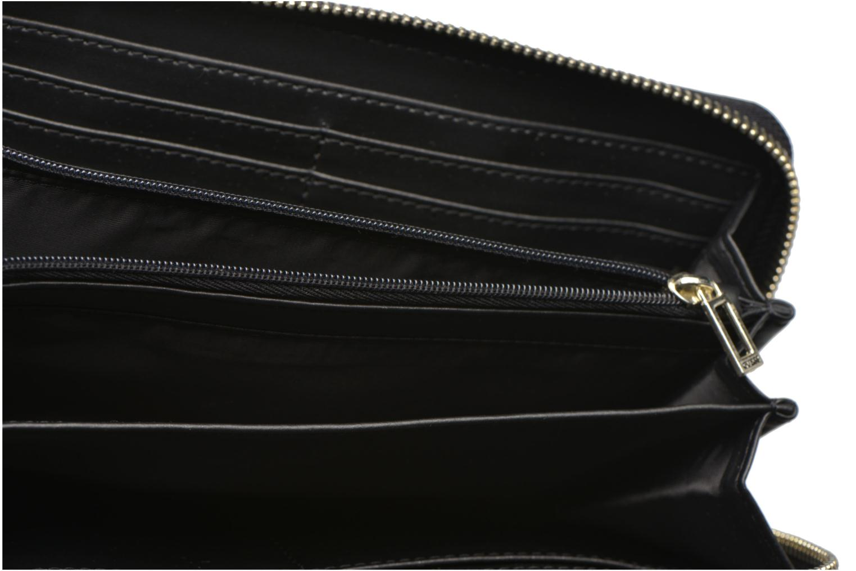 Petite Maroquinerie Guess Winett Large zip around Noir vue derrière