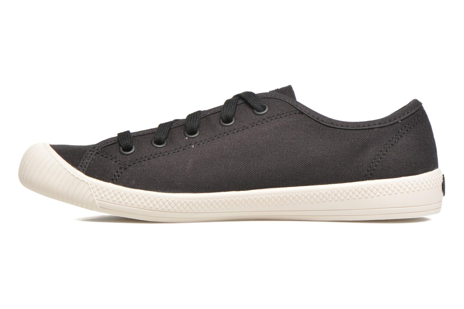 Sneakers Palladium Us Flex Lace F Nero immagine frontale