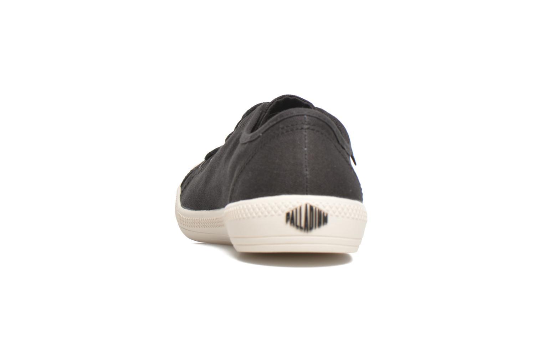 Sneakers Palladium Us Flex Lace F Nero immagine destra