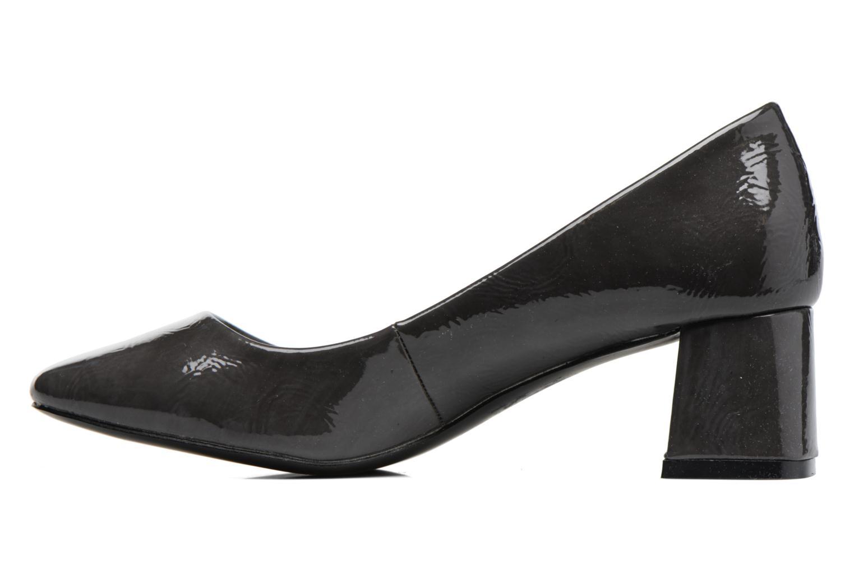 High heels I Love Shoes KICART Grey front view
