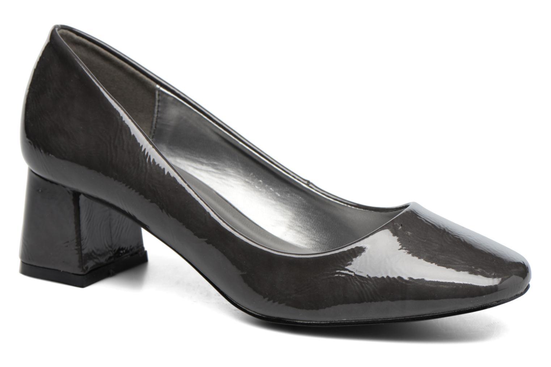 High heels I Love Shoes KICART Grey detailed view/ Pair view