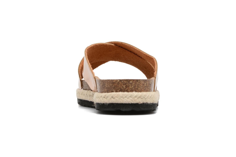 Clogs & Pantoletten I Love Shoes KANE gold/bronze ansicht von rechts