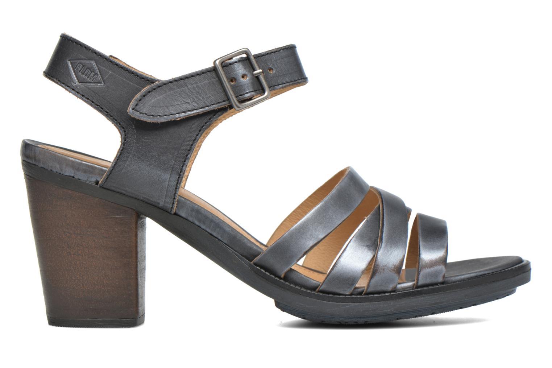 Sandales et nu-pieds P-L-D-M By Palladium Gaya Veg Mtl Gris vue derrière