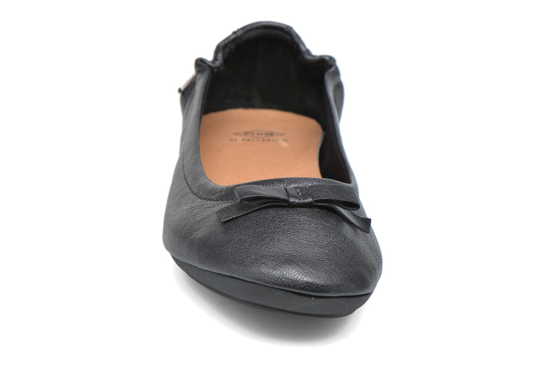 Ballerines P-L-D-M By Palladium Lovell Got Noir vue portées chaussures
