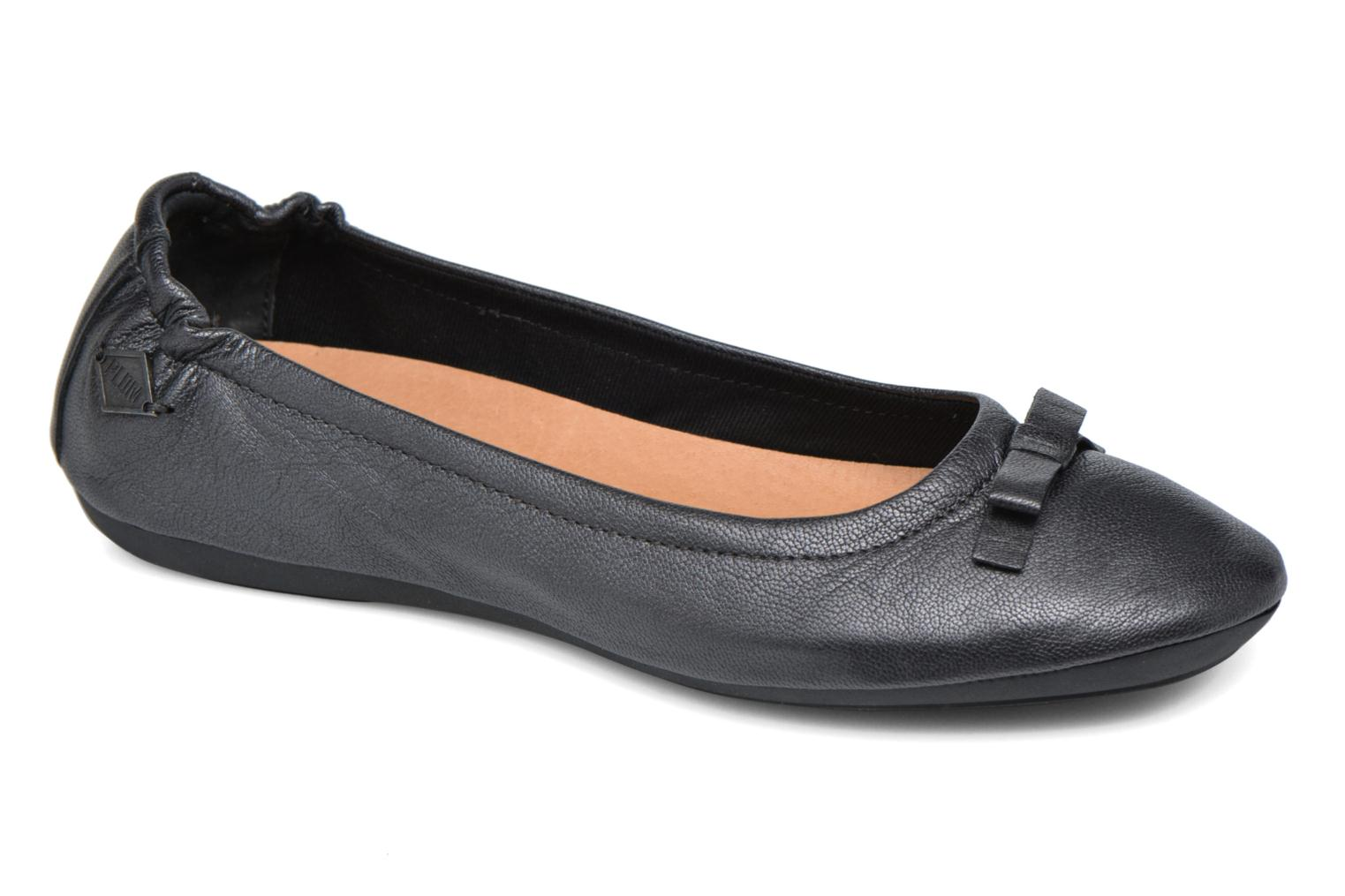 Ballerines P-L-D-M By Palladium Lovell Got Noir vue détail/paire