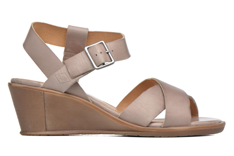 Sandales et nu-pieds P-L-D-M By Palladium Snug Vgt Beige vue derrière