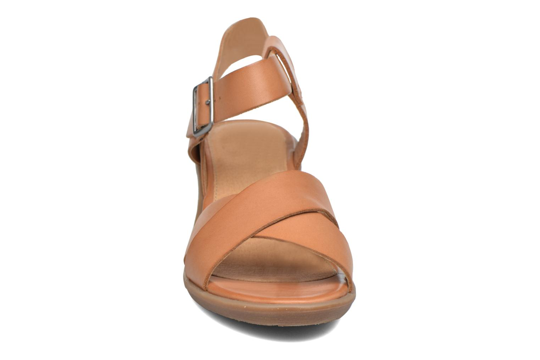 Sandales et nu-pieds P-L-D-M By Palladium Snug Vgt Marron vue portées chaussures
