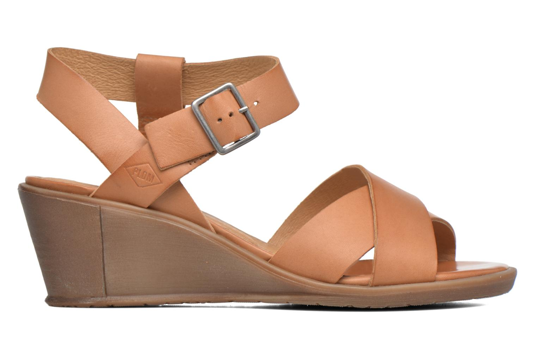 Sandales et nu-pieds P-L-D-M By Palladium Snug Vgt Marron vue derrière