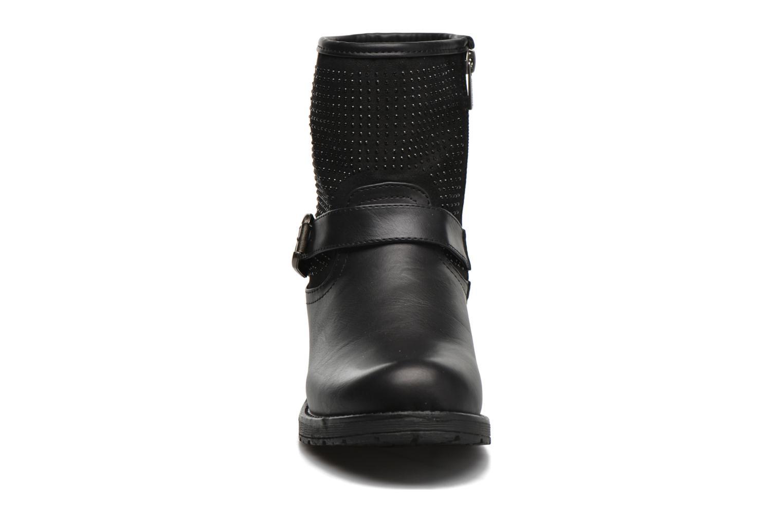 Bottines et boots Refresh Elisa-61425 Noir vue portées chaussures