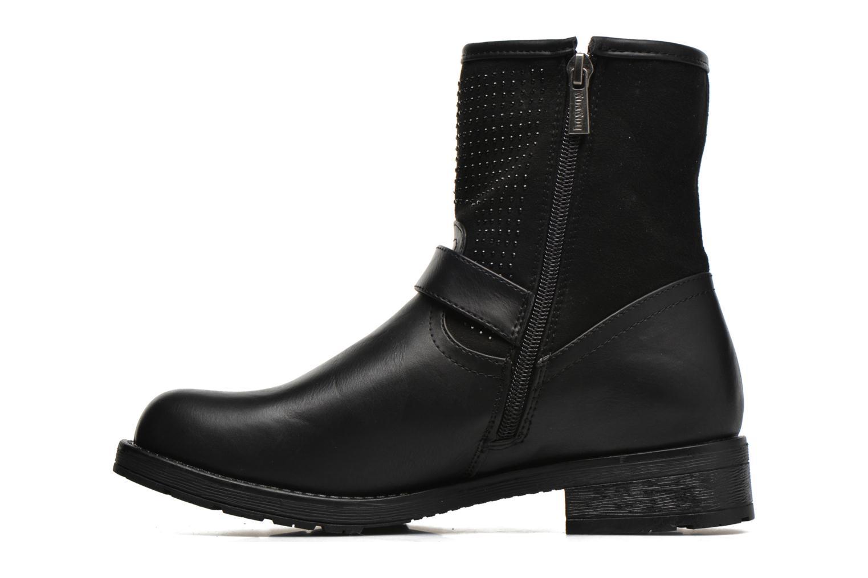 Bottines et boots Refresh Elisa-61425 Noir vue face