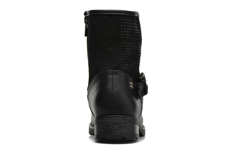 Bottines et boots Refresh Elisa-61425 Noir vue droite