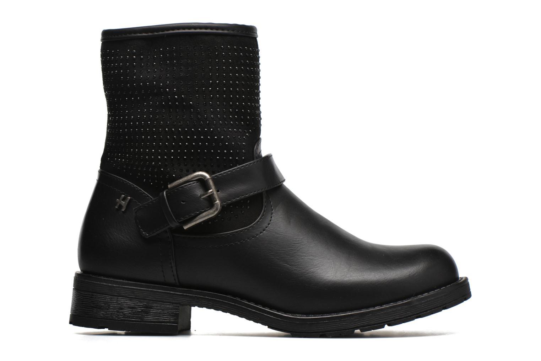 Bottines et boots Refresh Elisa-61425 Noir vue derrière