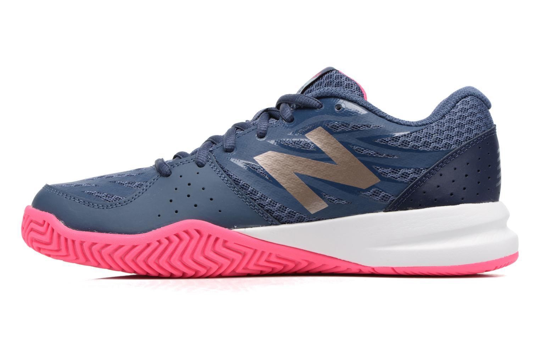 Chaussures de sport New Balance WC786 Bleu vue face