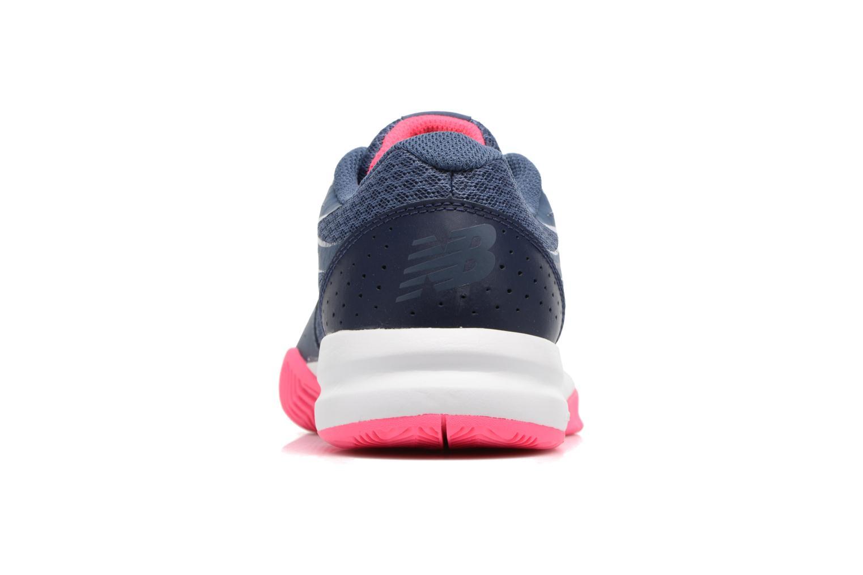 Chaussures de sport New Balance WC786 Bleu vue droite