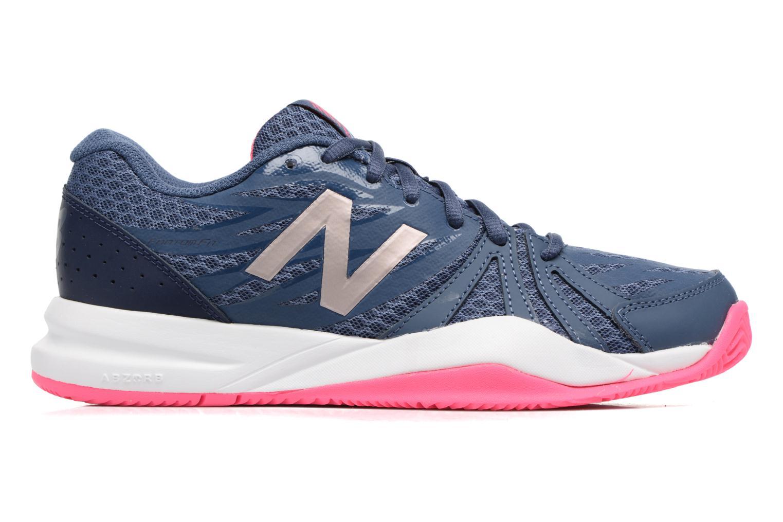 Chaussures de sport New Balance WC786 Bleu vue derrière
