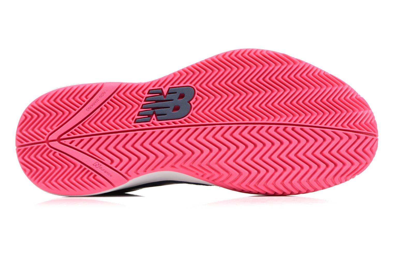 Chaussures de sport New Balance WC786 Bleu vue haut