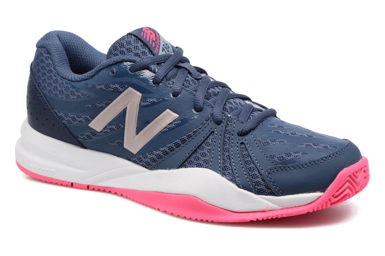 Chaussures de sport New Balance WC786 Bleu vue détail/paire