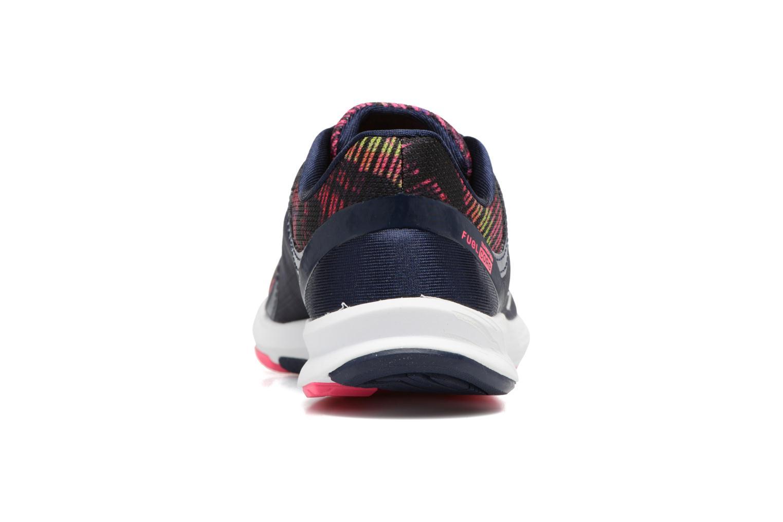 Zapatillas de deporte New Balance WX77 Azul vista lateral derecha