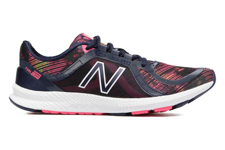 Chaussures de sport New Balance WX77 Bleu vue derrière