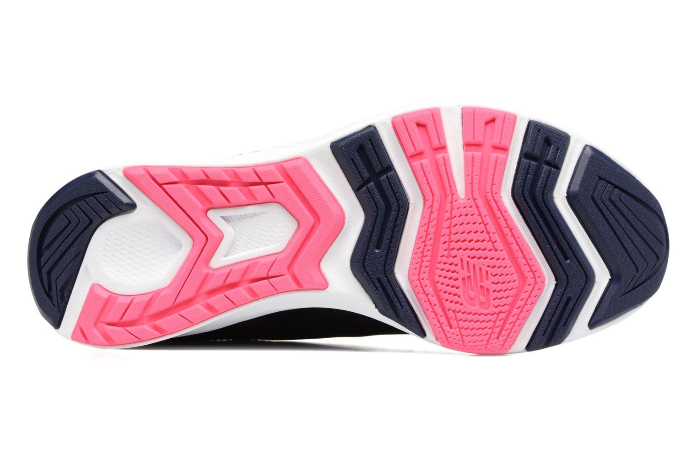 Chaussures de sport New Balance WX77 Bleu vue haut