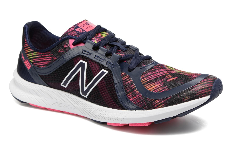 Chaussures de sport New Balance WX77 Bleu vue détail/paire