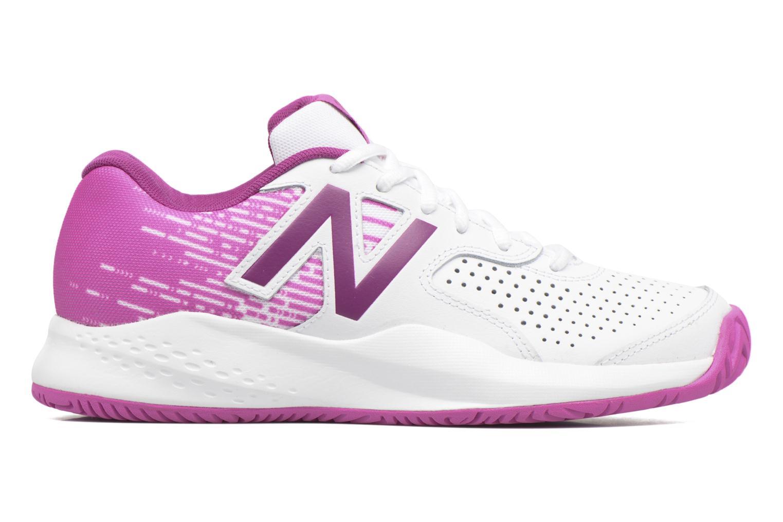Chaussures de sport New Balance WC696 Blanc vue derrière
