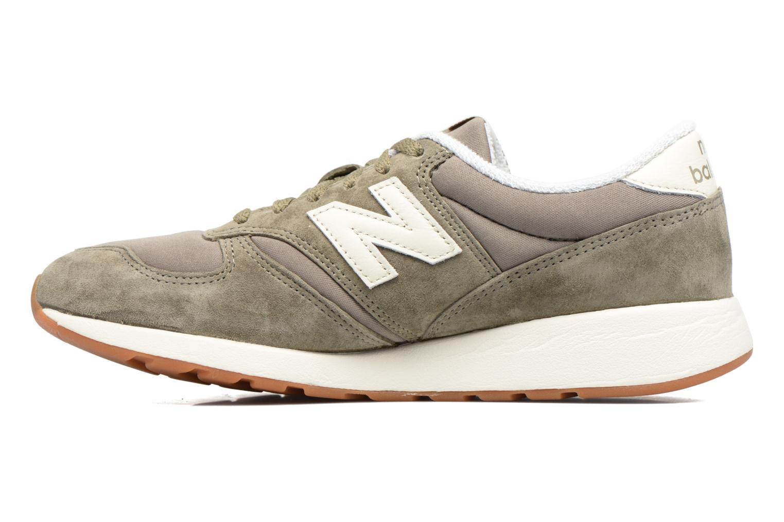 Baskets New Balance WRL420 Vert vue face