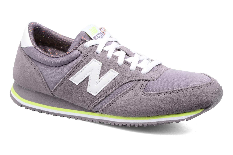 Sneakers New Balance WRL420 Lilla detaljeret billede af skoene